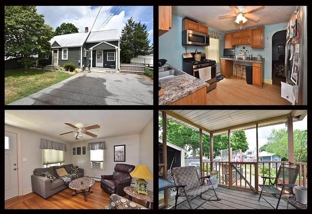32 Pembroke Avenue, Pawtucket, RI 02860 (MLS #1257619) :: Edge Realty RI