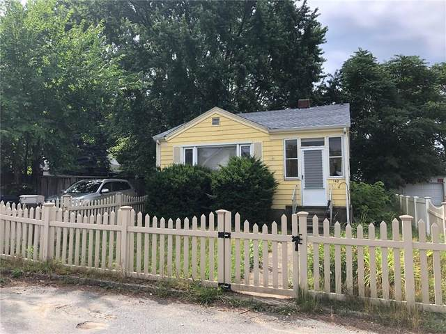 142 Obed Avenue, North Providence, RI 02904 (MLS #1257647) :: The Mercurio Group Real Estate