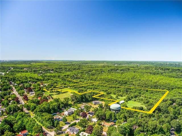34 Murphy Drive, Cumberland, RI 02864 (MLS #1257685) :: Spectrum Real Estate Consultants