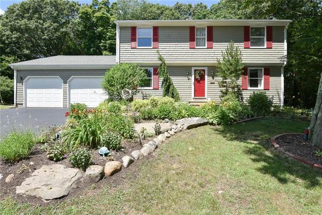 40 Cole Drive, North Kingstown, RI 02852 (MLS #1257743) :: Anytime Realty