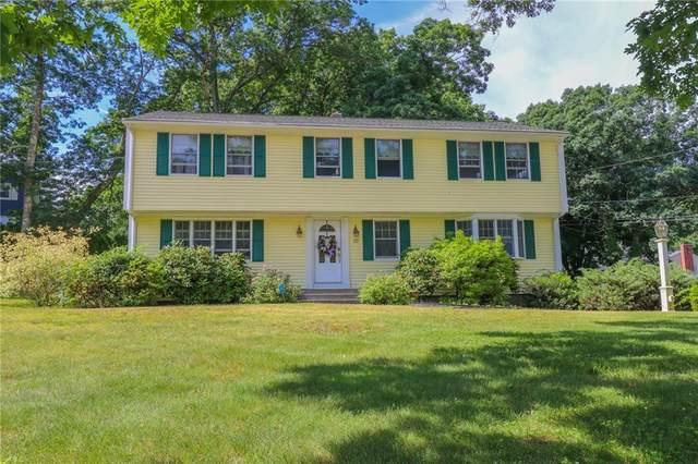 22 Nicholas Drive, Cumberland, RI 02864 (MLS #1257753) :: Spectrum Real Estate Consultants