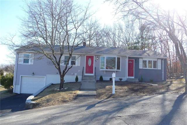 22 Forest Hill Drive, Johnston, RI 02919 (MLS #1257802) :: The Martone Group