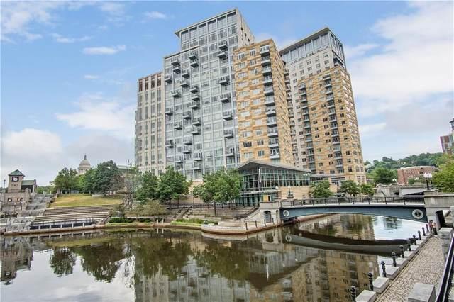 100 Exchange Street #1002, Providence, RI 02903 (MLS #1257821) :: Anchor Real Estate Group