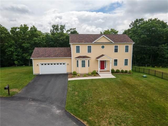 37 Shale Ridge Court, Cumberland, RI 02864 (MLS #1257884) :: Spectrum Real Estate Consultants