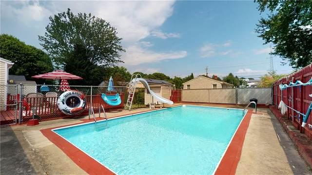 224 Central Avenue, North Providence, RI 02904 (MLS #1257937) :: Spectrum Real Estate Consultants