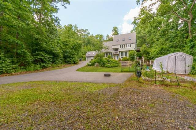 33 Rocky Hill Road, Scituate, RI 02857 (MLS #1257970) :: The Martone Group