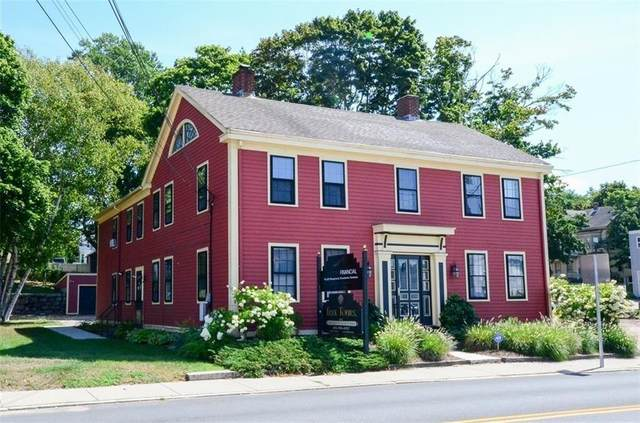 128 Main Street, Westerly, RI 02891 (MLS #1257977) :: Alex Parmenidez Group