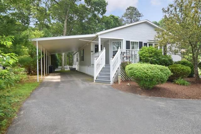 387 Leisure Drive, South Kingstown, RI 02879 (MLS #1257986) :: HomeSmart Professionals