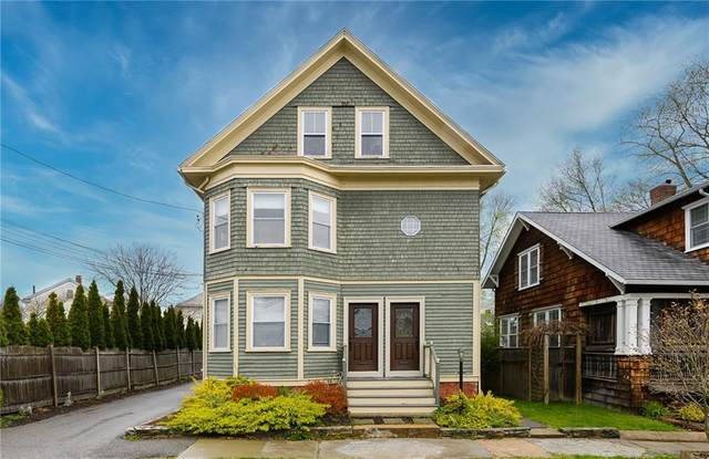 18 Braman Street #2, East Side of Providence, RI 02906 (MLS #1258011) :: The Seyboth Team