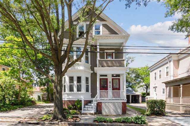 44 Pitman Street #1, East Side of Providence, RI 02906 (MLS #1258026) :: Edge Realty RI