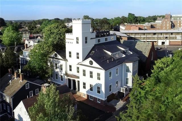 50 School Street #2, Newport, RI 02840 (MLS #1258054) :: Edge Realty RI
