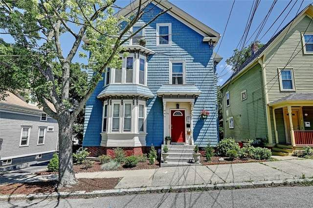 74 Woodbine Street #1, East Side of Providence, RI 02906 (MLS #1258061) :: The Mercurio Group Real Estate