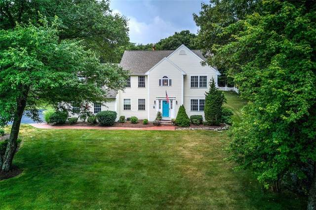 148 Deer Trail Road, South Kingstown, RI 02879 (MLS #1258070) :: HomeSmart Professionals