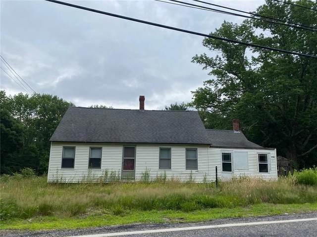 770 Hill Farm Road, Coventry, RI 02816 (MLS #1258134) :: Spectrum Real Estate Consultants