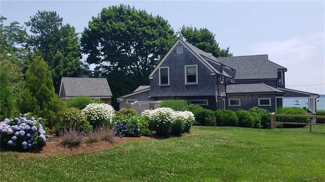 9 Bryer Avenue, Jamestown, RI 02835 (MLS #1258144) :: Spectrum Real Estate Consultants