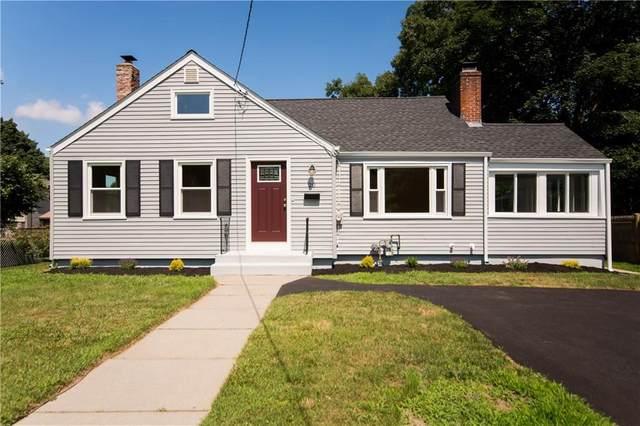 20 Central Street, Warwick, RI 02886 (MLS #1258160) :: The Martone Group