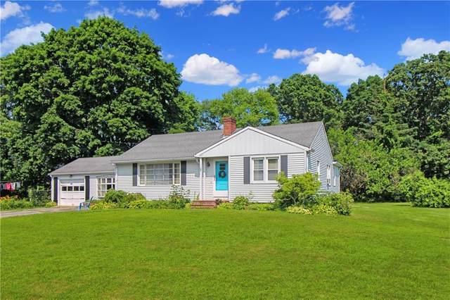 15 Wells Street, Hopkinton, RI 02804 (MLS #1258191) :: Westcott Properties