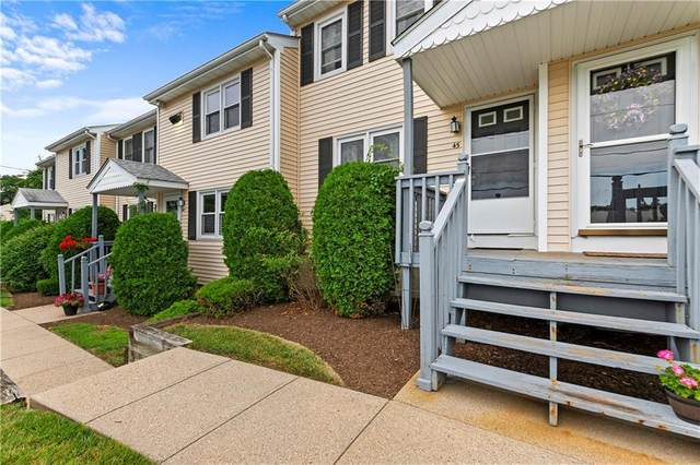 47 Morgan Avenue #45, Johnston, RI 02919 (MLS #1258197) :: Westcott Properties