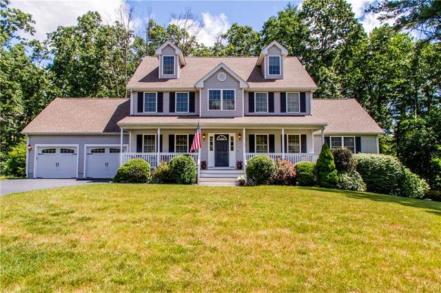 35 Ledgewood Lane, Burrillville, RI 02859 (MLS #1258230) :: Edge Realty RI