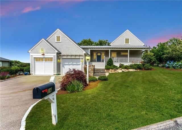 14 Morgan Drive, Narragansett, RI 02882 (MLS #1258352) :: HomeSmart Professionals