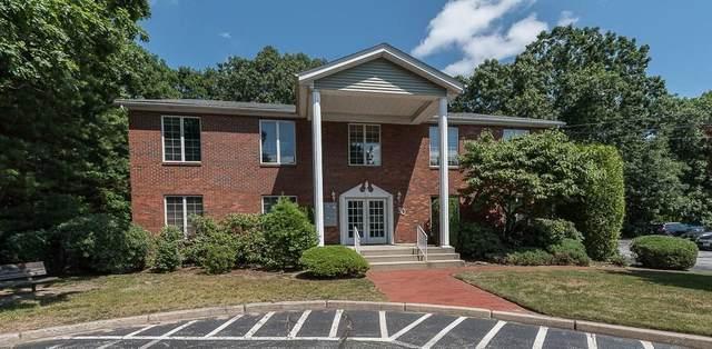 33 College Hill Bldg #30 Unit 22 Road, Warwick, RI 02886 (MLS #1258360) :: Edge Realty RI