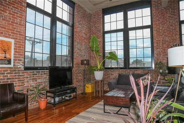 685 Social Street #214, Woonsocket, RI 02895 (MLS #1258371) :: Spectrum Real Estate Consultants