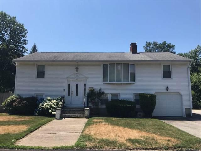 124 Fordson Avenue, Cranston, RI 02910 (MLS #1258418) :: Spectrum Real Estate Consultants
