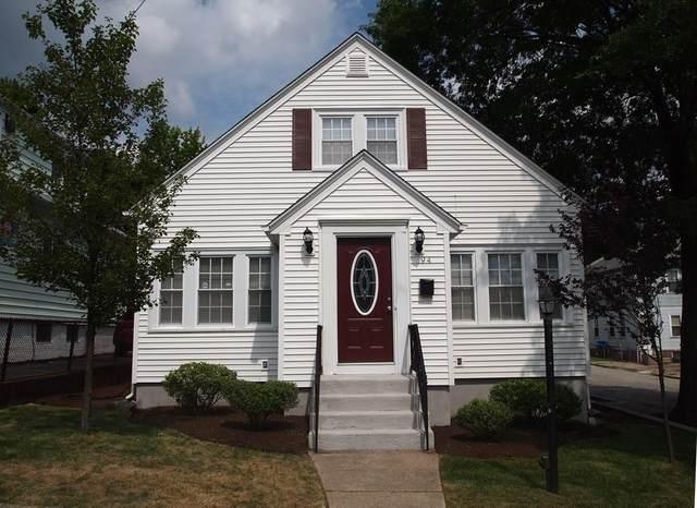 94 Touro Street, Providence, RI 02904 (MLS #1258461) :: Westcott Properties