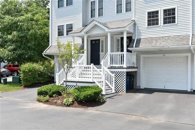 881 Greenwich Avenue D16, Warwick, RI 02886 (MLS #1258538) :: Westcott Properties