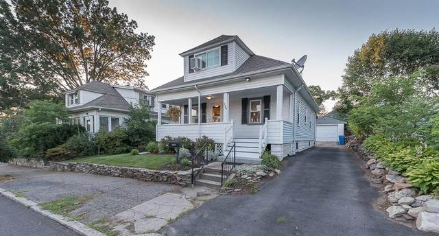 139 Colonial Avenue, Cranston, RI 02910 (MLS #1258540) :: The Martone Group