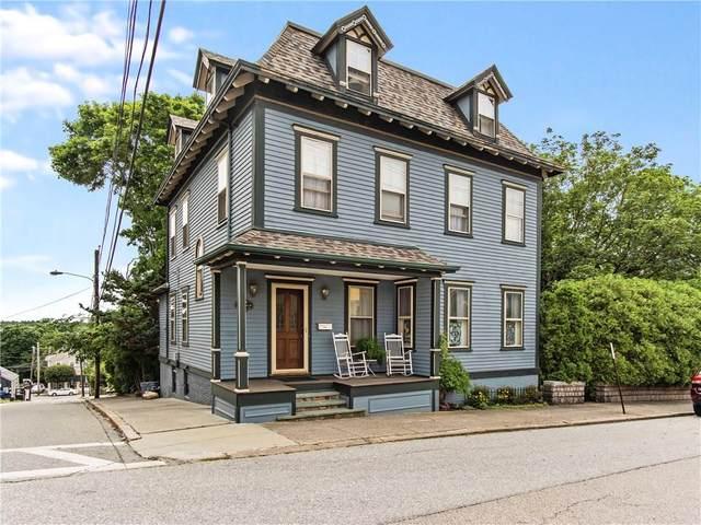 126 Peirce Street, East Greenwich, RI 02818 (MLS #1258586) :: The Martone Group