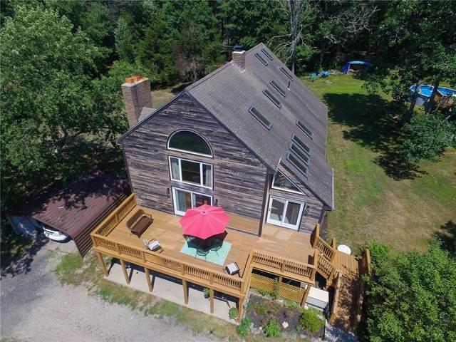 85 Vaughn Hollow Road, Coventry, RI 02827 (MLS #1258610) :: The Martone Group