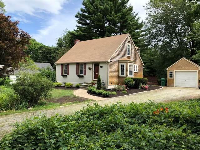 82 Bay View Avenue, Warwick, RI 02818 (MLS #1258627) :: Westcott Properties