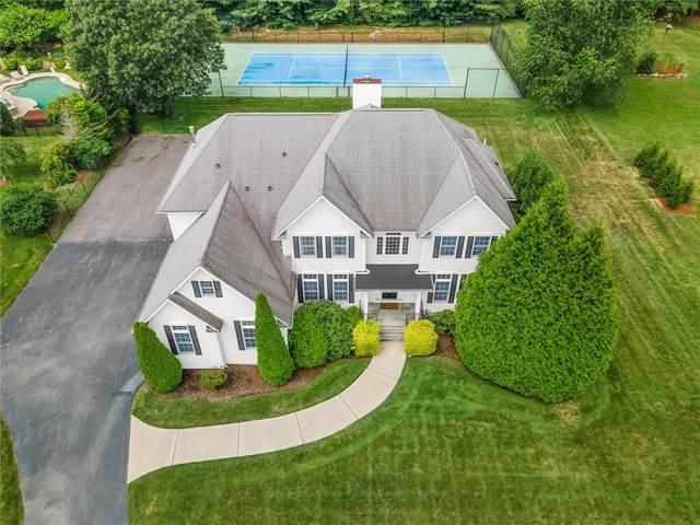 43 Shadow Brook Drive, Warwick, RI 02886 (MLS #1258647) :: Westcott Properties