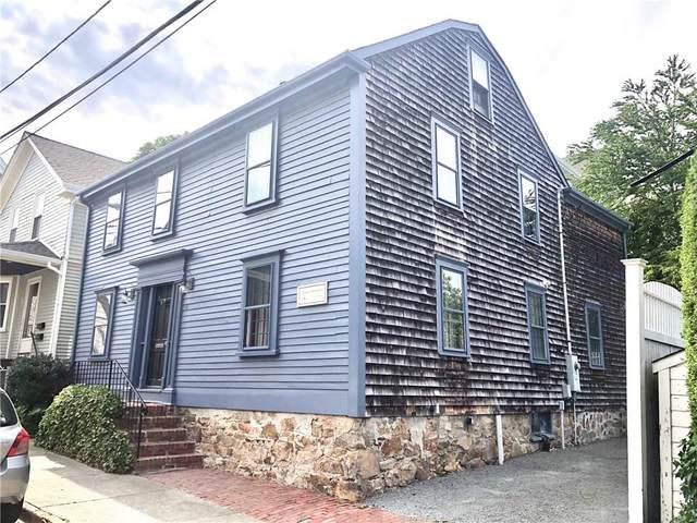 25 Brewer Street, Newport, RI 02840 (MLS #1258709) :: HomeSmart Professionals