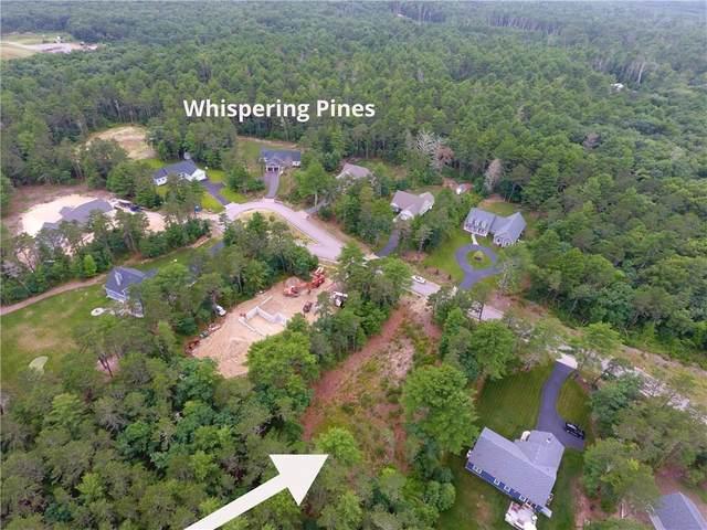 3 White Pines Trail, Charlestown, RI 02813 (MLS #1258743) :: Westcott Properties