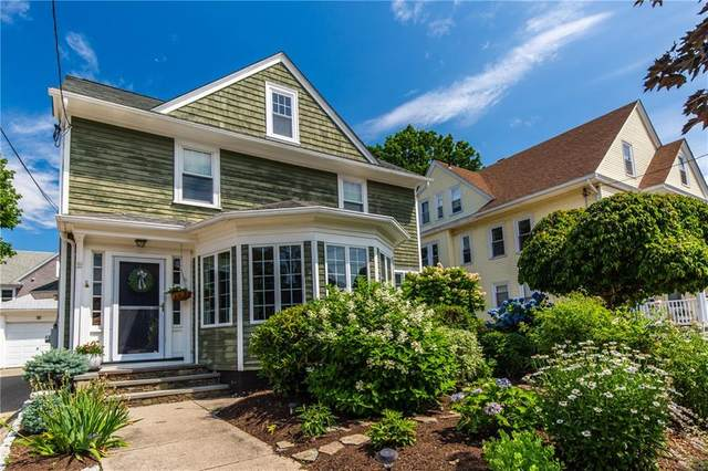 61 Strathmore Road, Cranston, RI 02905 (MLS #1258780) :: The Martone Group