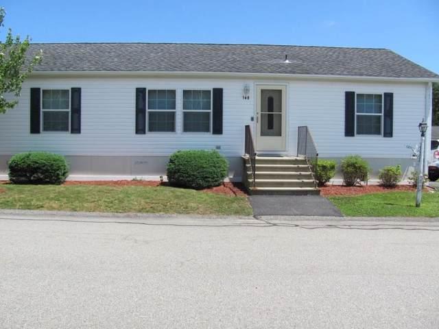 148 Lark Lane, Tiverton, RI 02878 (MLS #1258803) :: HomeSmart Professionals