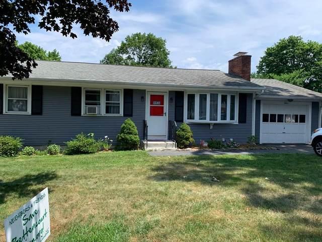 12 Kinnicutt Avenue, Warren, RI 02885 (MLS #1258808) :: HomeSmart Professionals