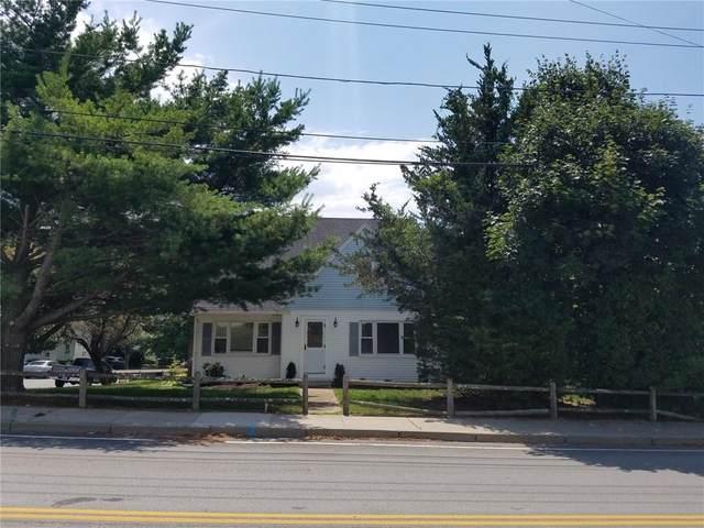 97 Factory Street, West Warwick, RI 02893 (MLS #1258870) :: Westcott Properties