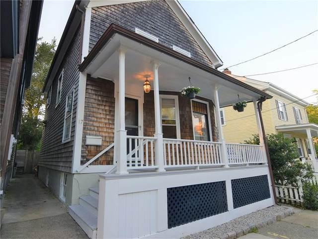 17 Cherry Street, Newport, RI 02840 (MLS #1258918) :: Edge Realty RI