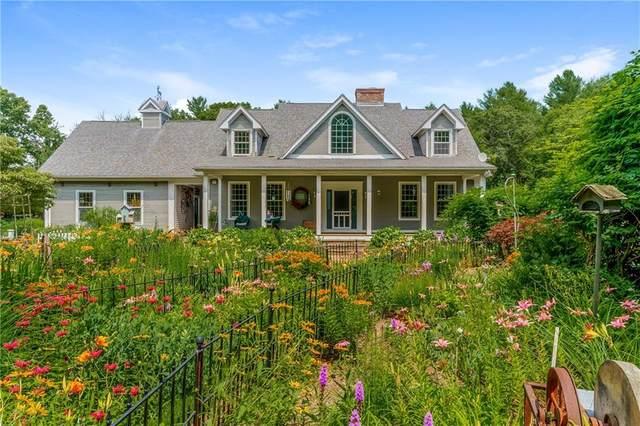 14 Gordon Way, Hopkinton, RI 02873 (MLS #1258972) :: The Mercurio Group Real Estate