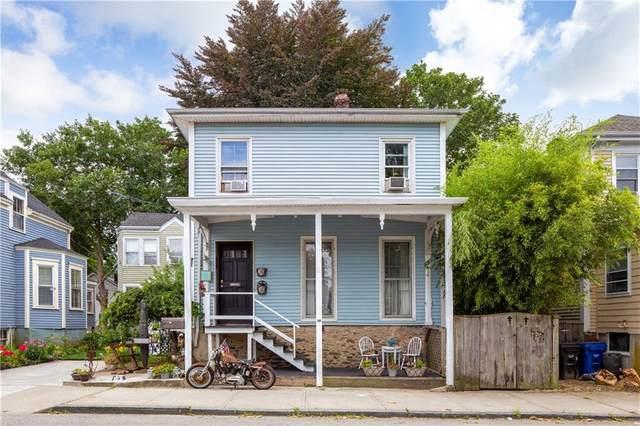 22 Bayview Avenue, Newport, RI 02840 (MLS #1259222) :: Edge Realty RI