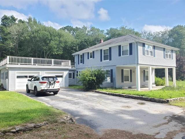 440 Main Street, Hopkinton, RI 02804 (MLS #1259435) :: The Martone Group