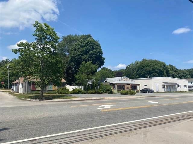 935 Tiogue Avenue, Coventry, RI 02816 (MLS #1259707) :: The Mercurio Group Real Estate