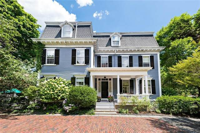 208 Bowen Street, East Side of Providence, RI 02906 (MLS #1259835) :: Spectrum Real Estate Consultants