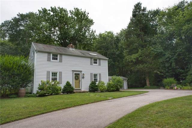 490 Shermantown Road, North Kingstown, RI 02874 (MLS #1259901) :: Edge Realty RI