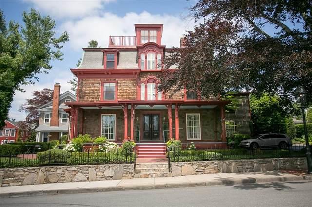 130 Touro Street, Newport, RI 02840 (MLS #1260032) :: The Mercurio Group Real Estate
