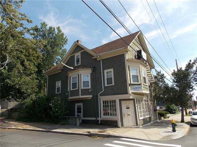 895 North Main Street, Providence, RI 02904 (MLS #1260112) :: The Mercurio Group Real Estate