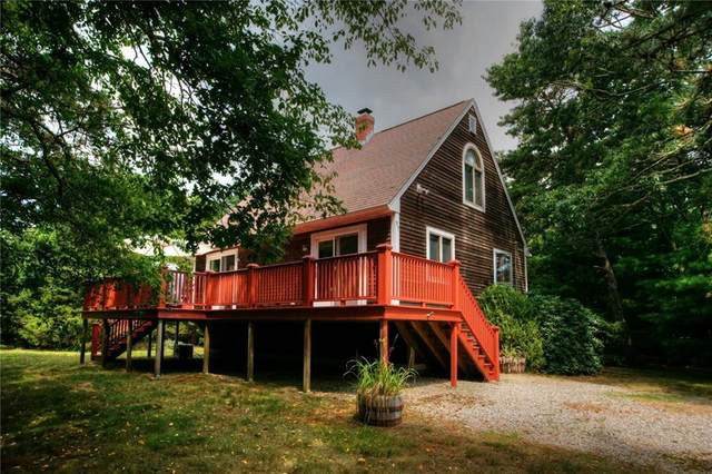 37 Willow Road, Charlestown, RI 02813 (MLS #1260193) :: Edge Realty RI
